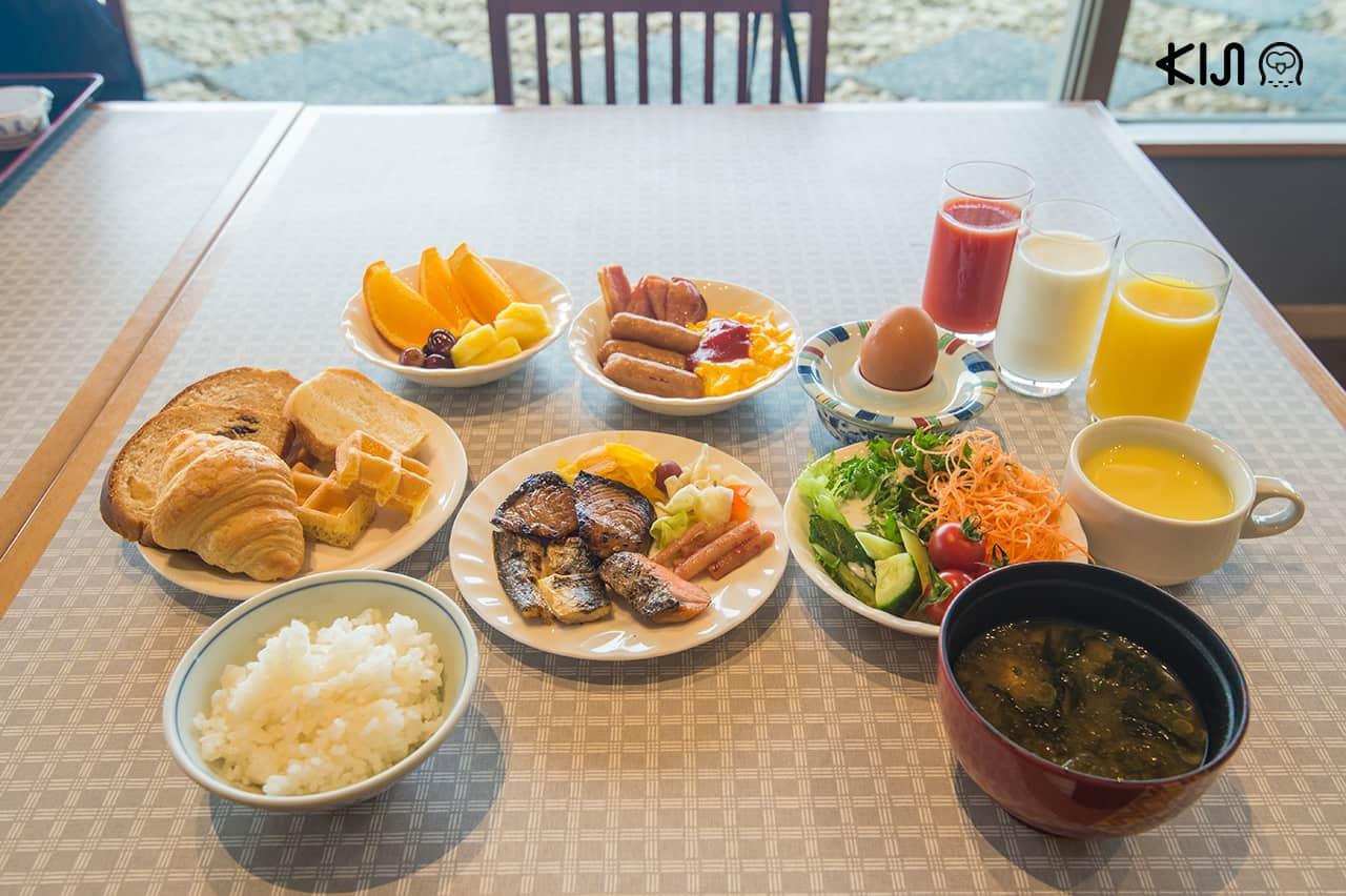 เที่ยว มิเอะ พร้อมทานอาหารเช้าสุดเลิศที่ Kashikojima Hojoen