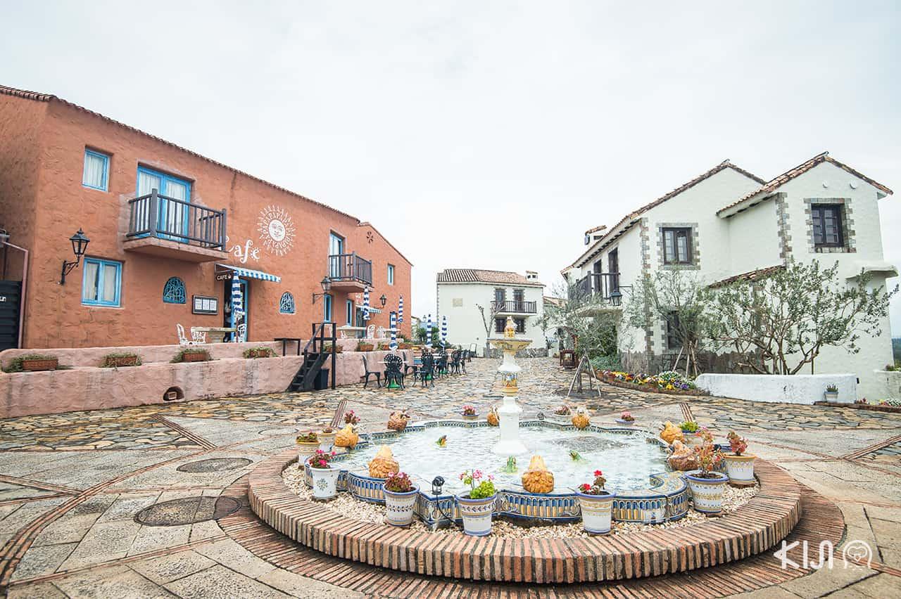 เที่ยว มิเอะ : Shima Mediterranean Village