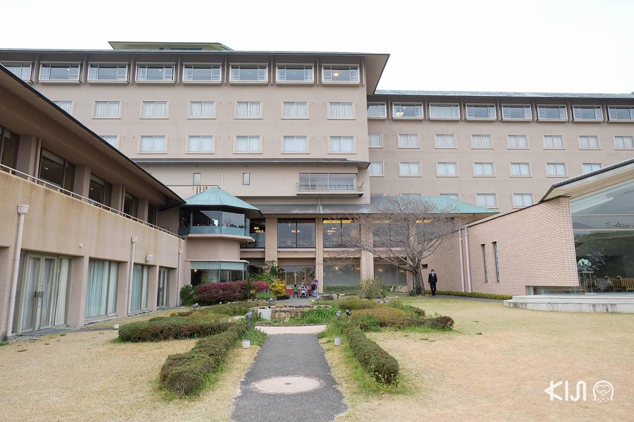 Kashikojima Hojoen ที่พักสไตล์ญี่ปุ่นระหว่าง เที่ยว มิเอะ