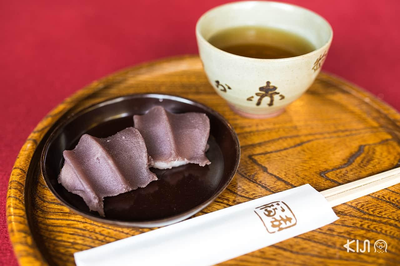 เที่ยว มิเอะ ทั้งทีต้องลองขนม Akafuku mochi