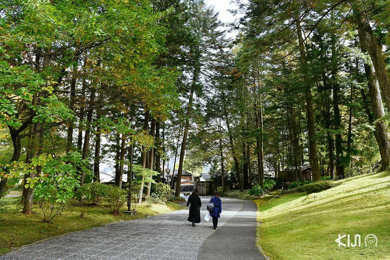 สวนสุดร่มรื่นของ Nikko Tamozawa Imperial Villa Memorial Park ที่น่าแวะไปเมื่อมา เที่ยวนิกโก้