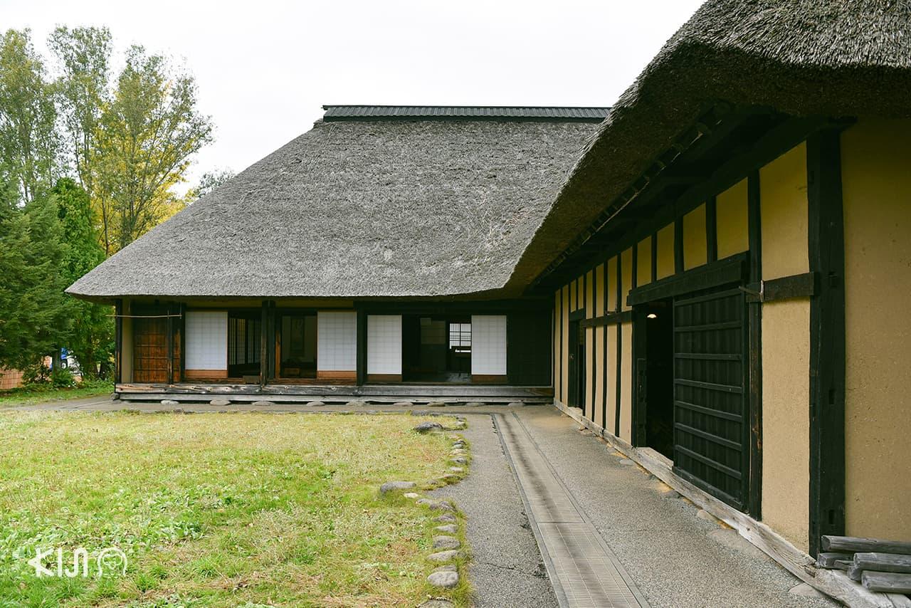 Southern Bender Zone ภายใน Morioka Handi-Works Square
