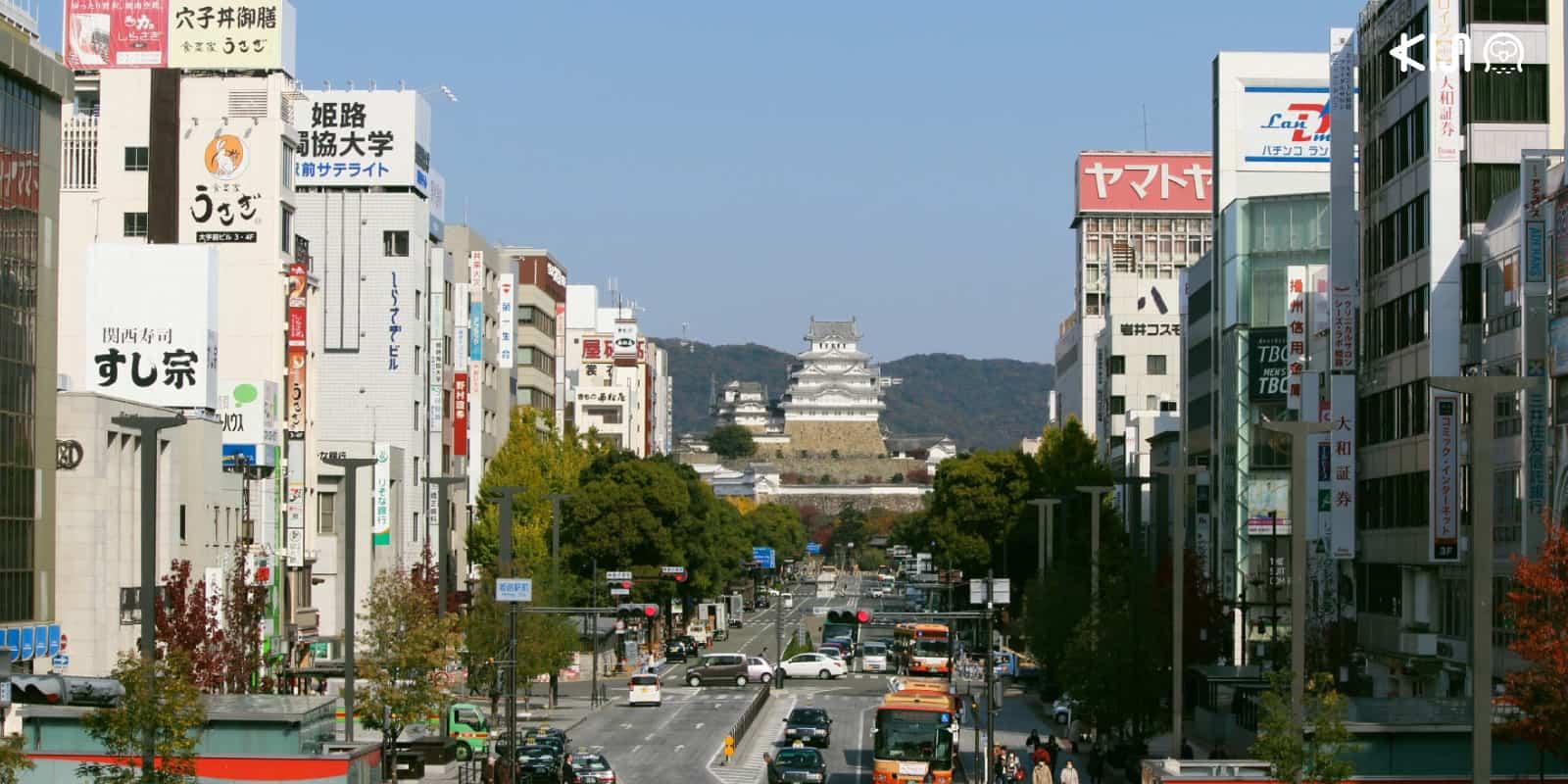 ชวนเที่ยว ฮิเมจิ (Himeji) กิน ช็อป ครบ!