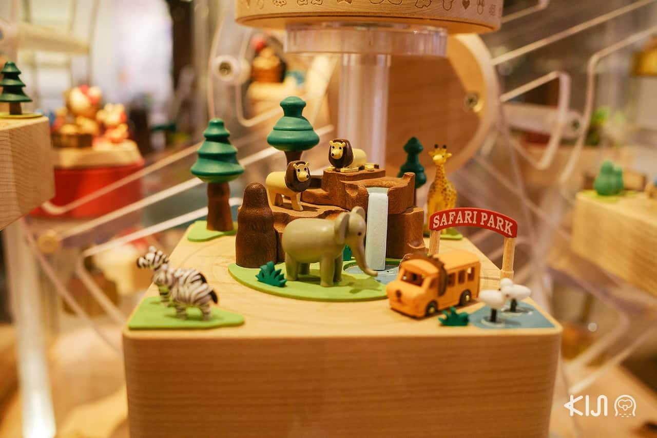 Rokko International Musical Box Museum พิพิธภัณฑ์กล่องดนตรีบนเขาร็อคโค