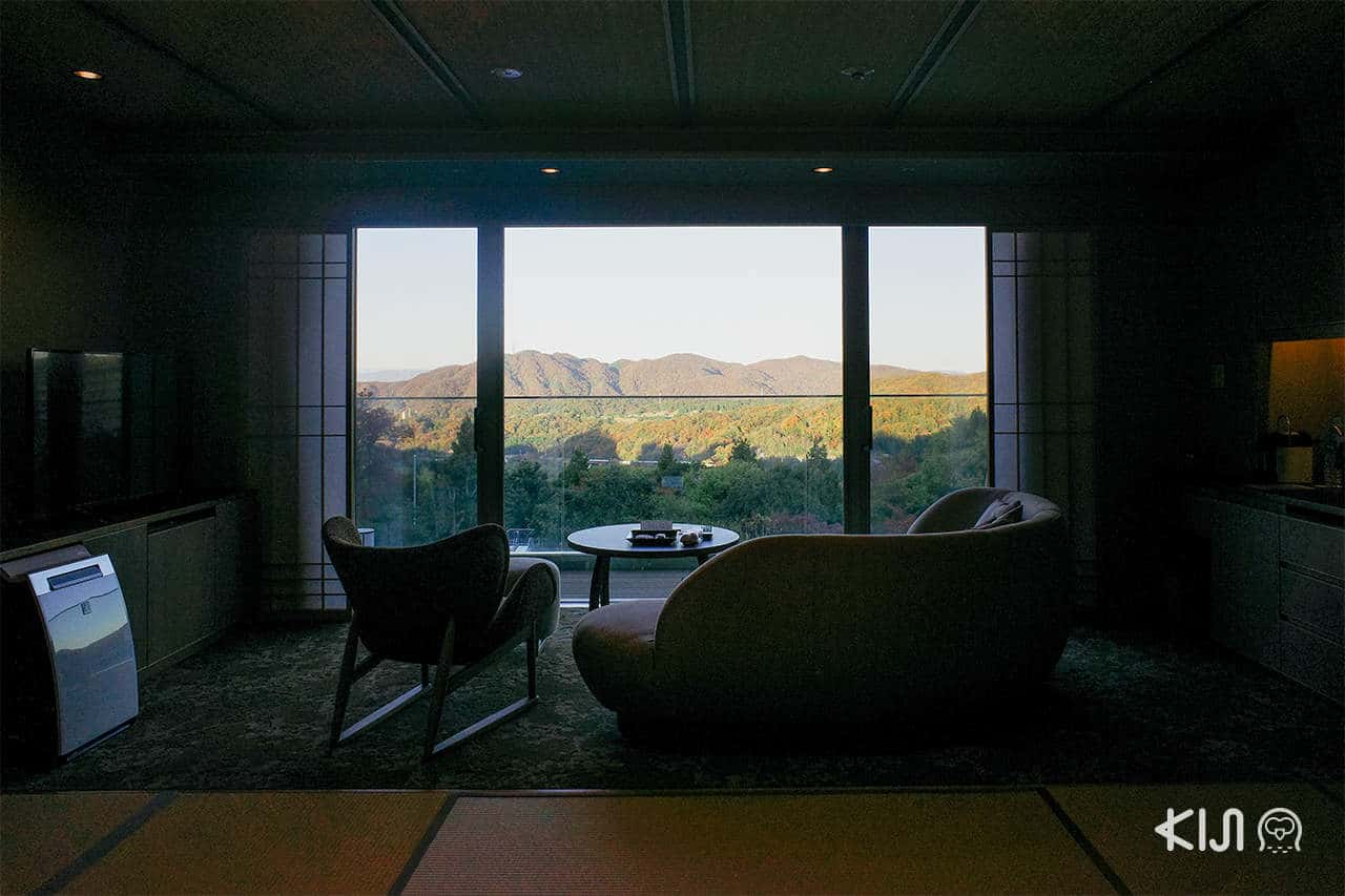 Arima Grand Hotel โรงแรมในอาริมะออนเซ็น (Arima Onsen)