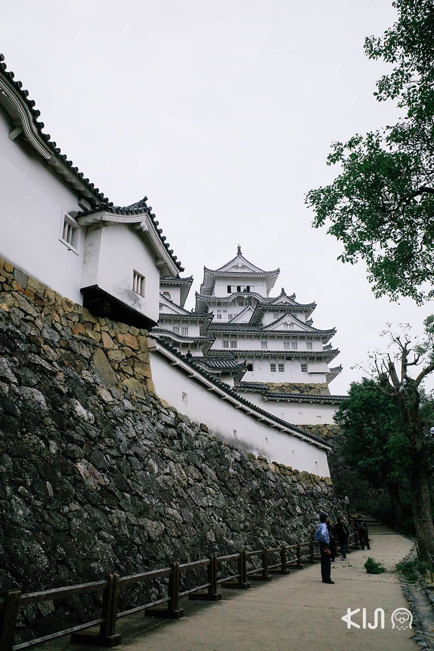 ปราสาท ฮิเมจิ คือโลเคชั่นที่พลาดไม่ได้เมื่อมาเที่ยว