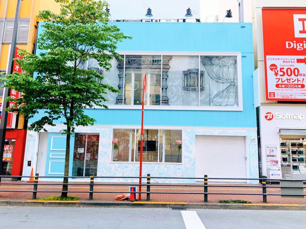 Social Distancing Cafe คาเฟ่เปิดใหม่ในย่านอิเคะบุคุโระ