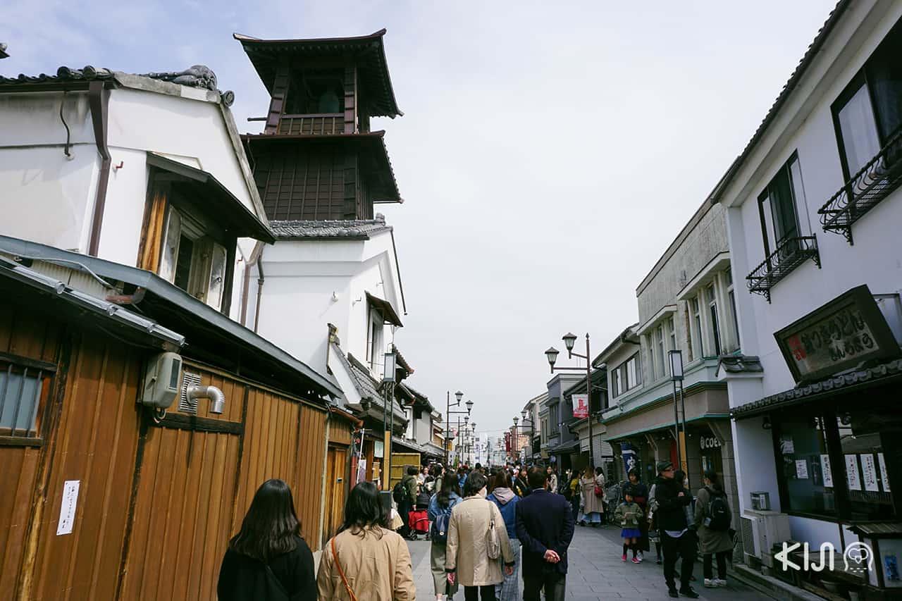 ที่เที่ยวไม่ไกลโตเกียว : คาวาโกเอะ จ.ไซตามะ