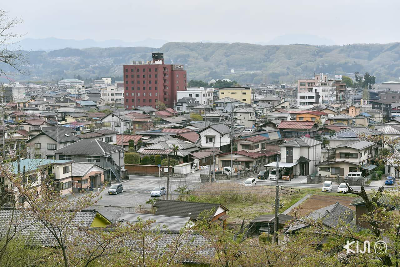 ที่เที่ยวไม่ไกลโตเกียว : จิจิบุ เมืองท่องเที่ยวยอดนิยมของจังหวัดไซตามะที่ถูกล้อมรอบไปด้วยภูเขา