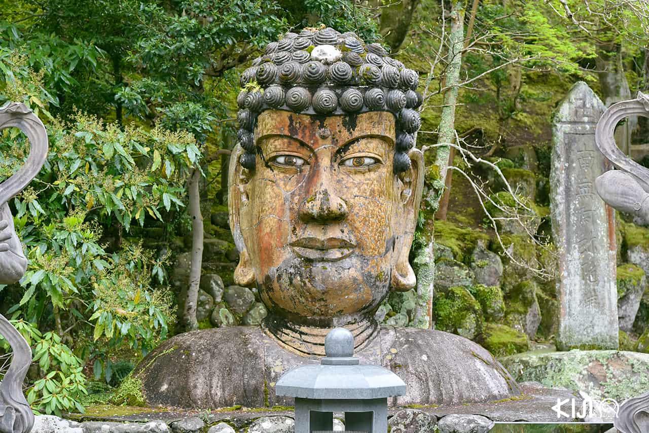 ที่เที่ยวไม่ไกลโตเกียว : วัดเศียรพระพุทธรูปใหญ่ฟุคุเซนจิ