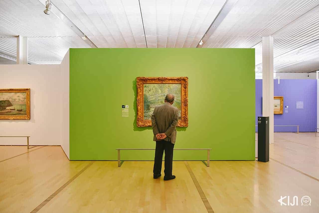 ที่เที่ยวฮาโกเน่ที่สายอาร์ตควรมา Pola Museum of Art