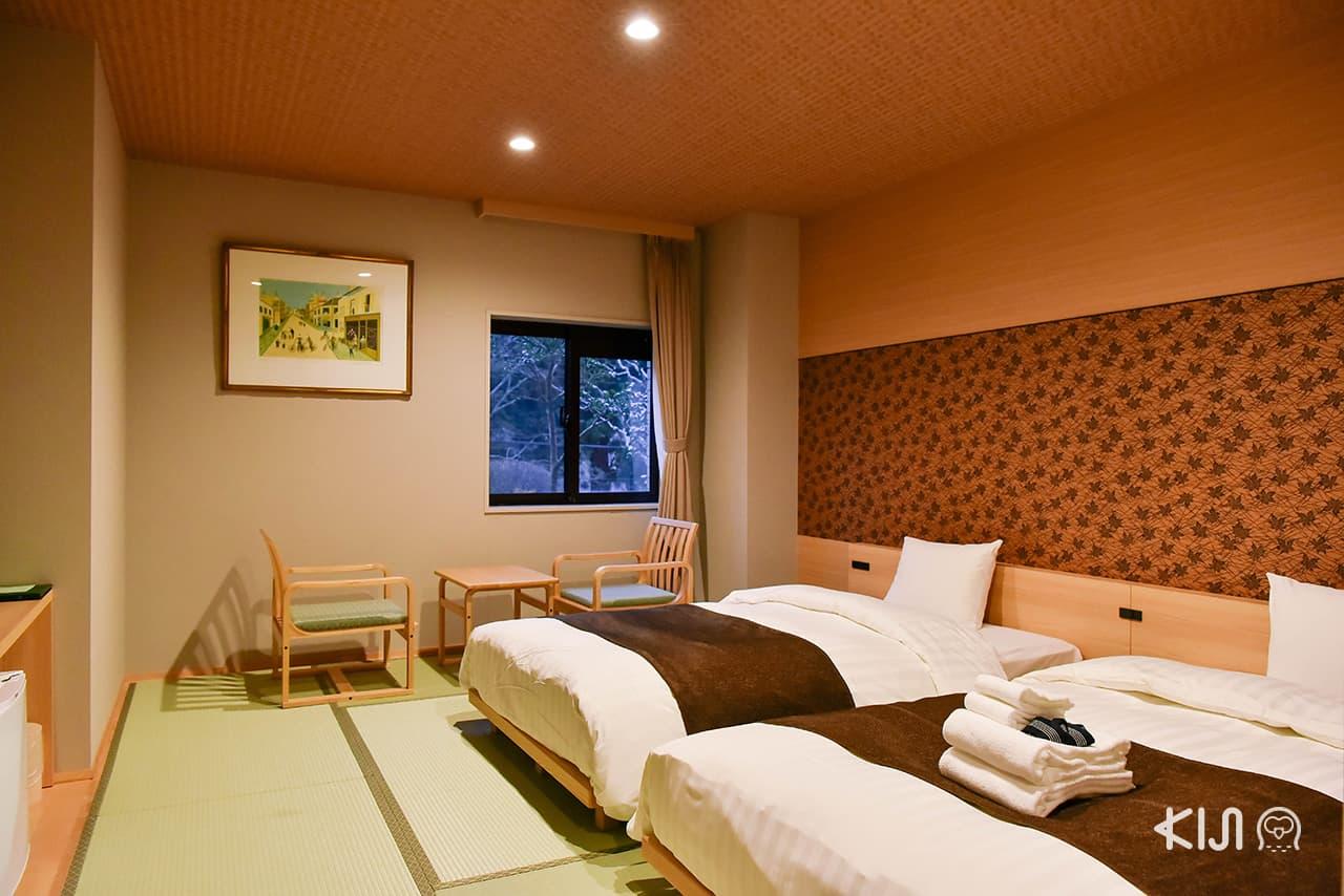 Hakone Kowakien Miyamafurin : Standard Room