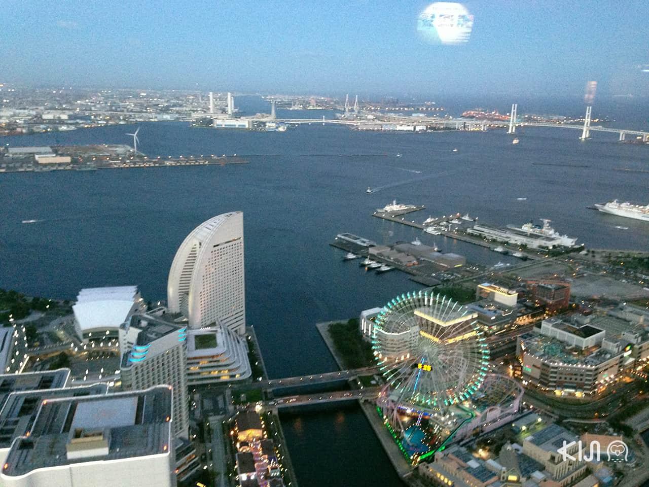 ที่เที่ยวไม่ไกลโตเกียว : โยโกฮาม่า จ.คานางาวะ
