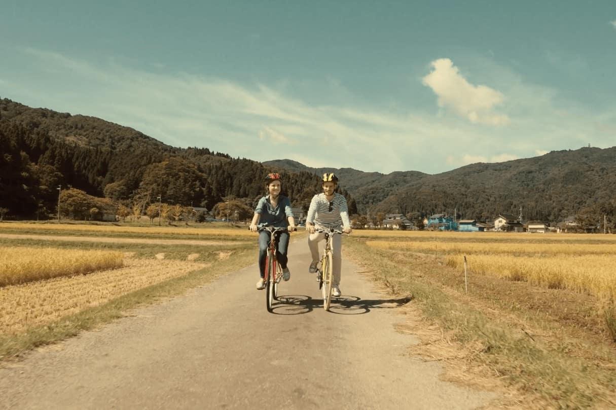 ทัวร์ ปั่นจักรยาน (Cycling Tour) ใกล้ชิดธรรมชาติที่คิโนะซากิออนเซ็น (Kinosaki Onsen)