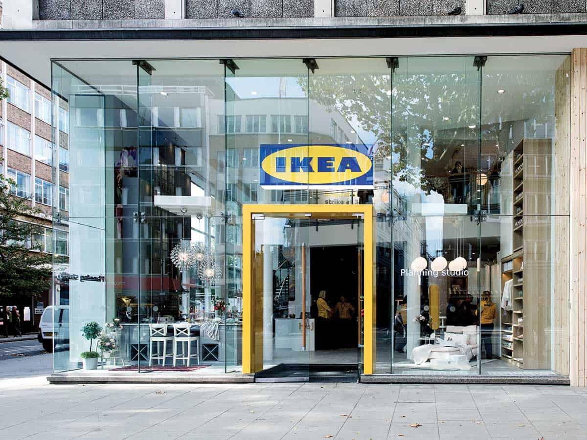 IKEA สาขาฮาราจูกุ (Harajuku)