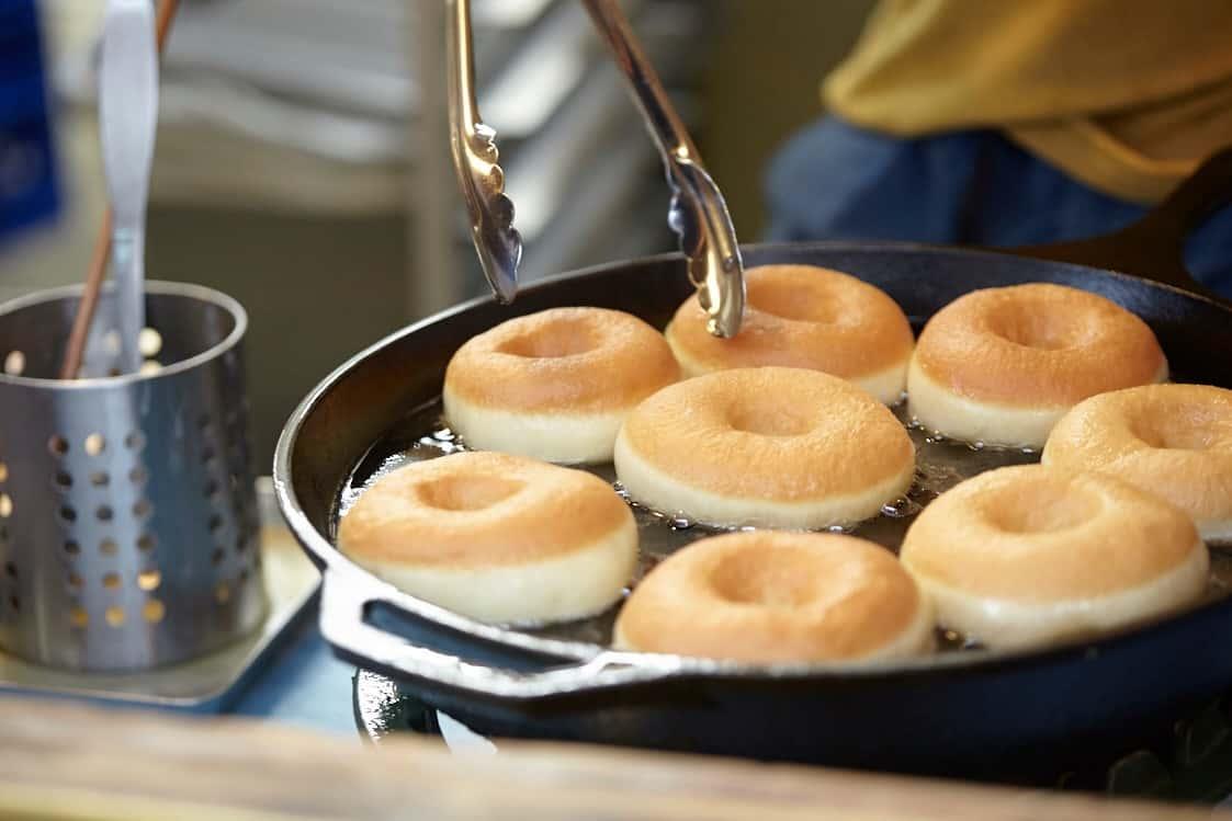 ร้านโดนัท Higuma Doughnuts จ.โตเกียว
