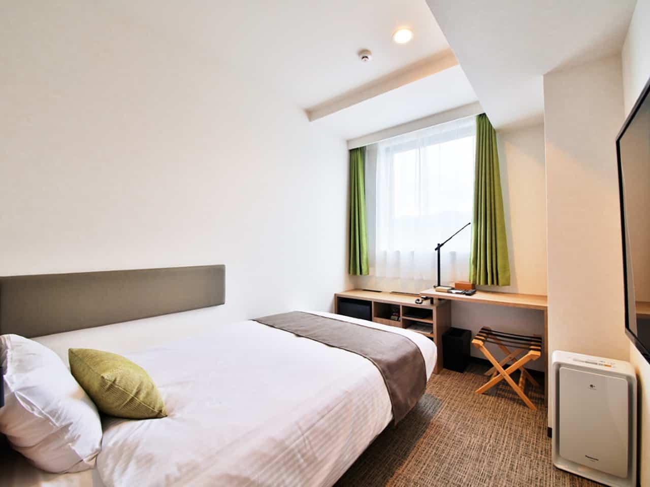บรรยากาศภายในห้องพักของโรงแรม Rembrandt Style Gotemba Komakado