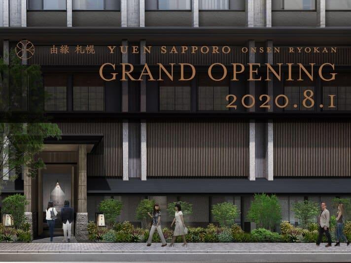 ONSEN RYOKAN Yuen Sapporo