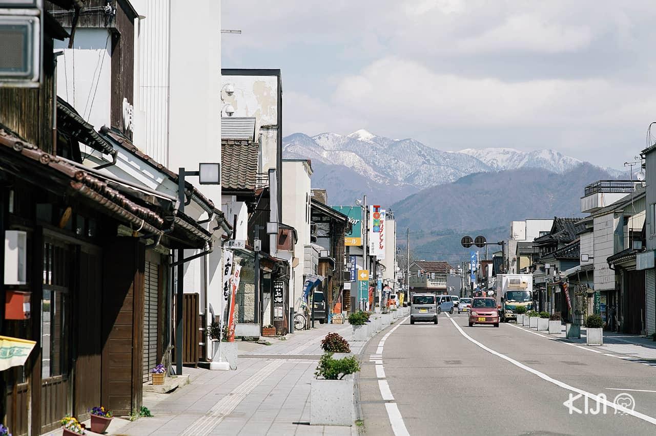 คิตะคาตะ (Kitakata) จ.ฟุกุชิมะ (Fukushima)