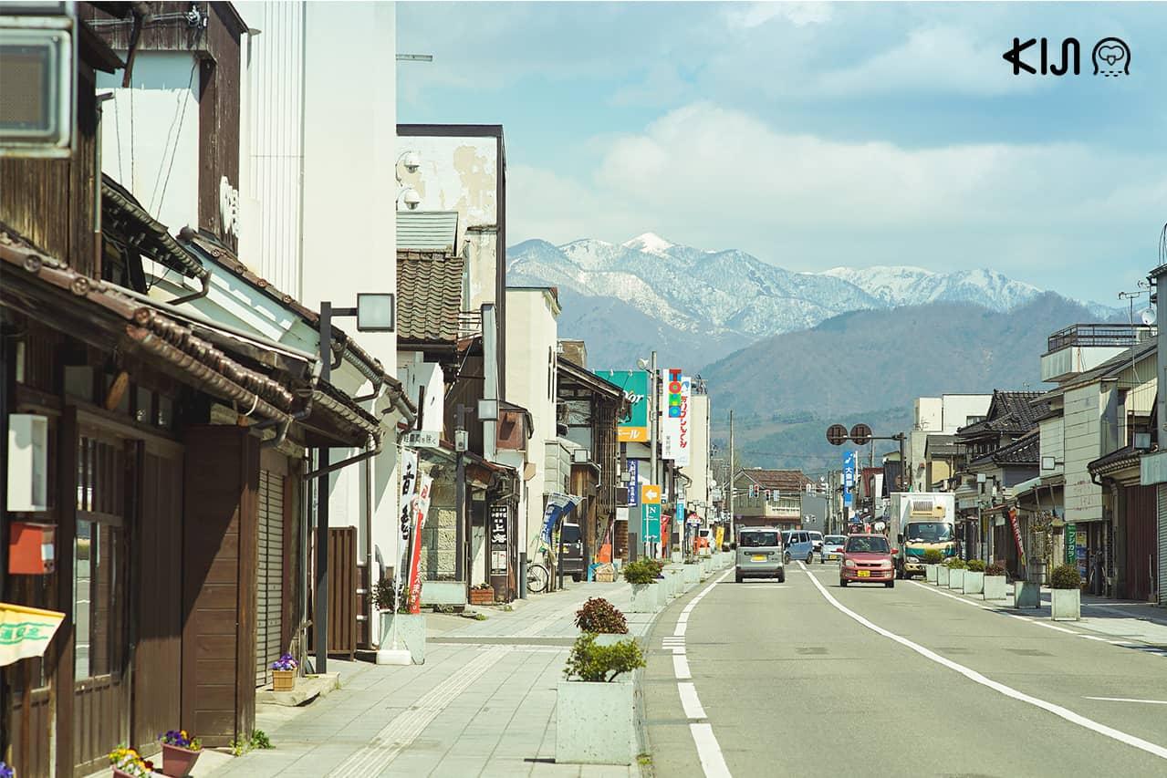 เปิดทริปวันที่ 4 ของ ฟุกุชิมะ ใน 'คิตะคาตะ'