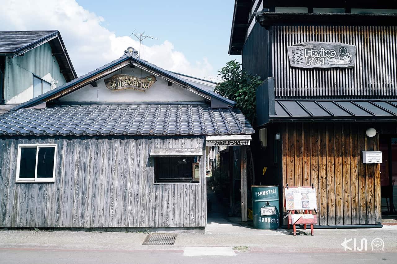คาเฟ่ในคิตะคาตะ : Kunugiyama Coffee Shop