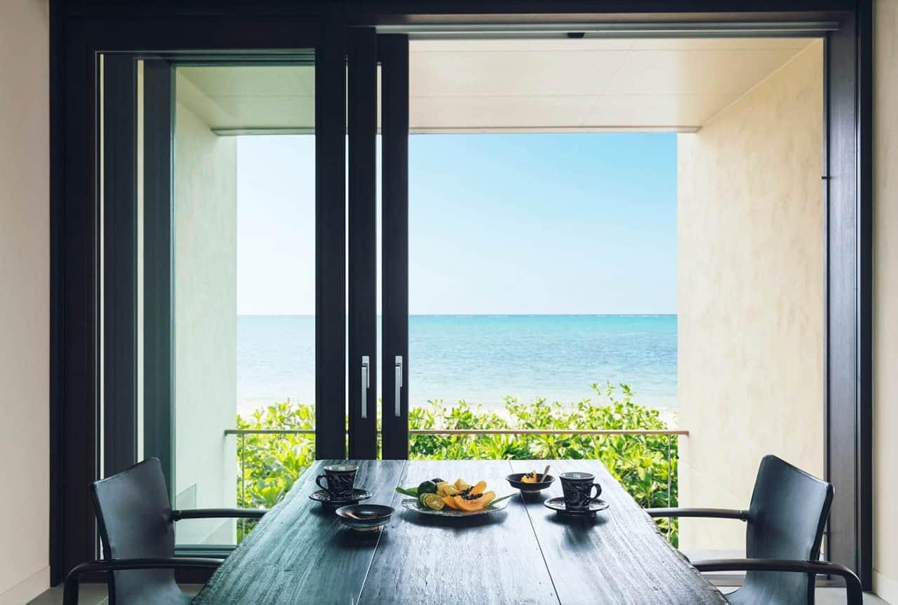 HOSHINOYA Okinawa : Tin (Oceanfront Standard Suite)