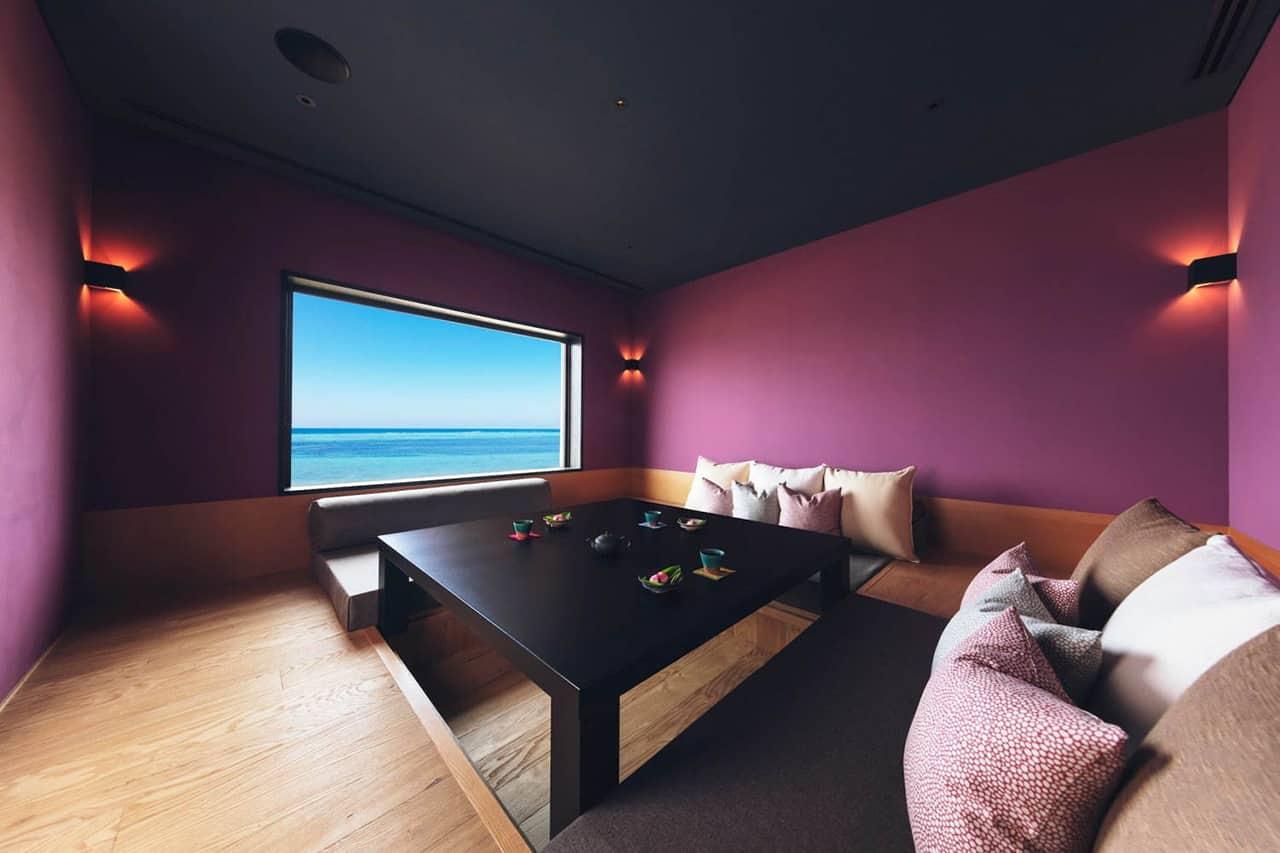 HOSHINOYA Okinawa : Fushi (Deluxe Oceanfront Suite)
