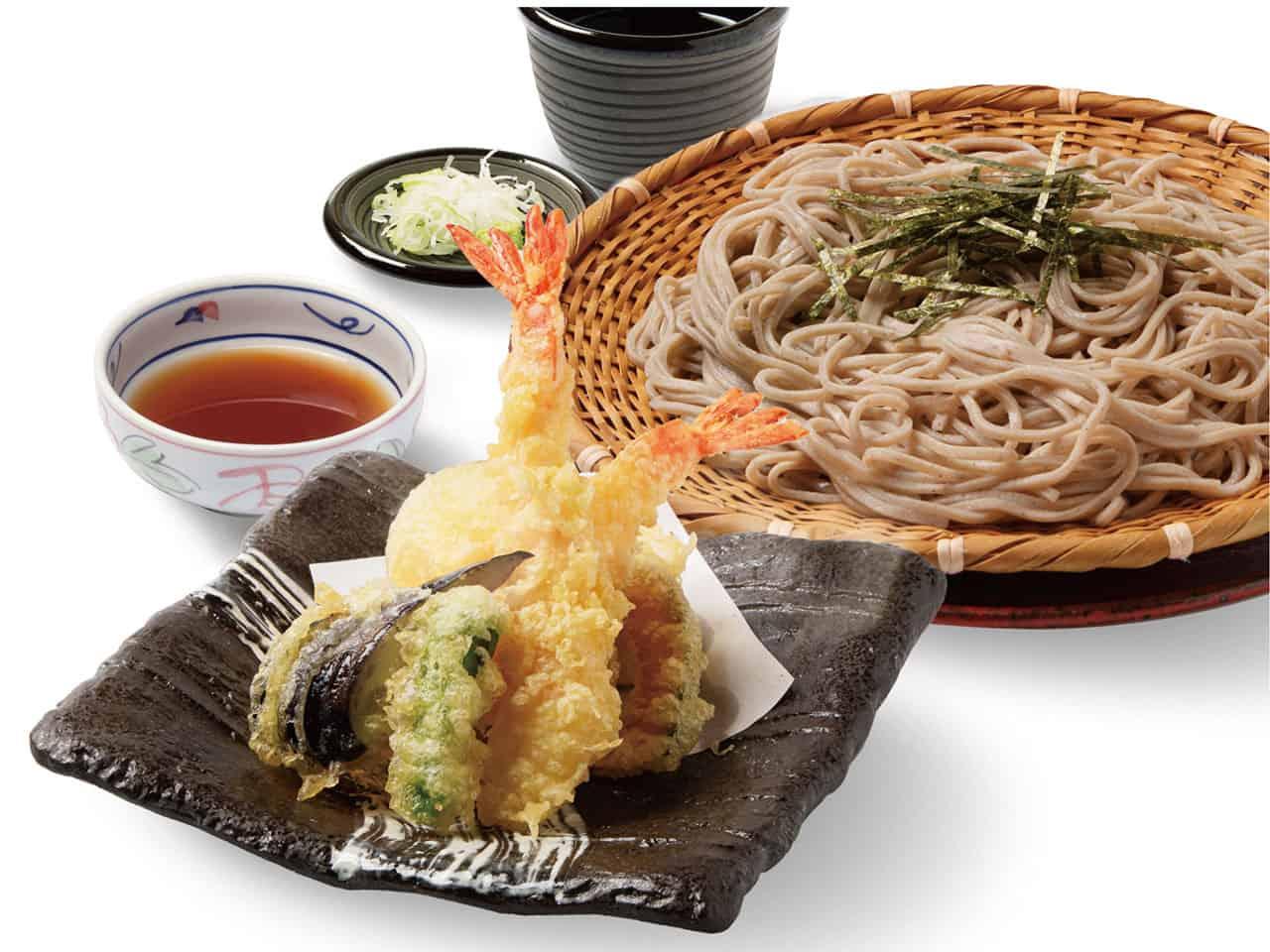 เมนูอาหารจากร้านอาหาร Tenfu