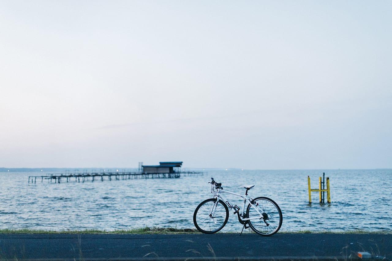 Tsukuba-Kasumigaura Ring Ring Road เส้นทางปั่นจักรยานที่ใกล้กับ EGUCHIYA