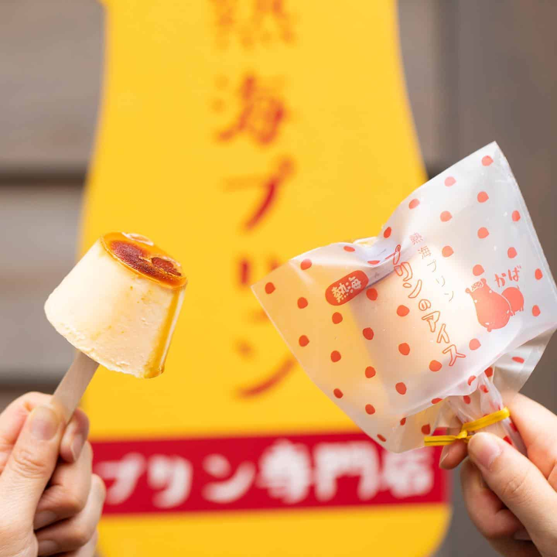Atami Purin : ไอศกรีมพุดดิ้ง