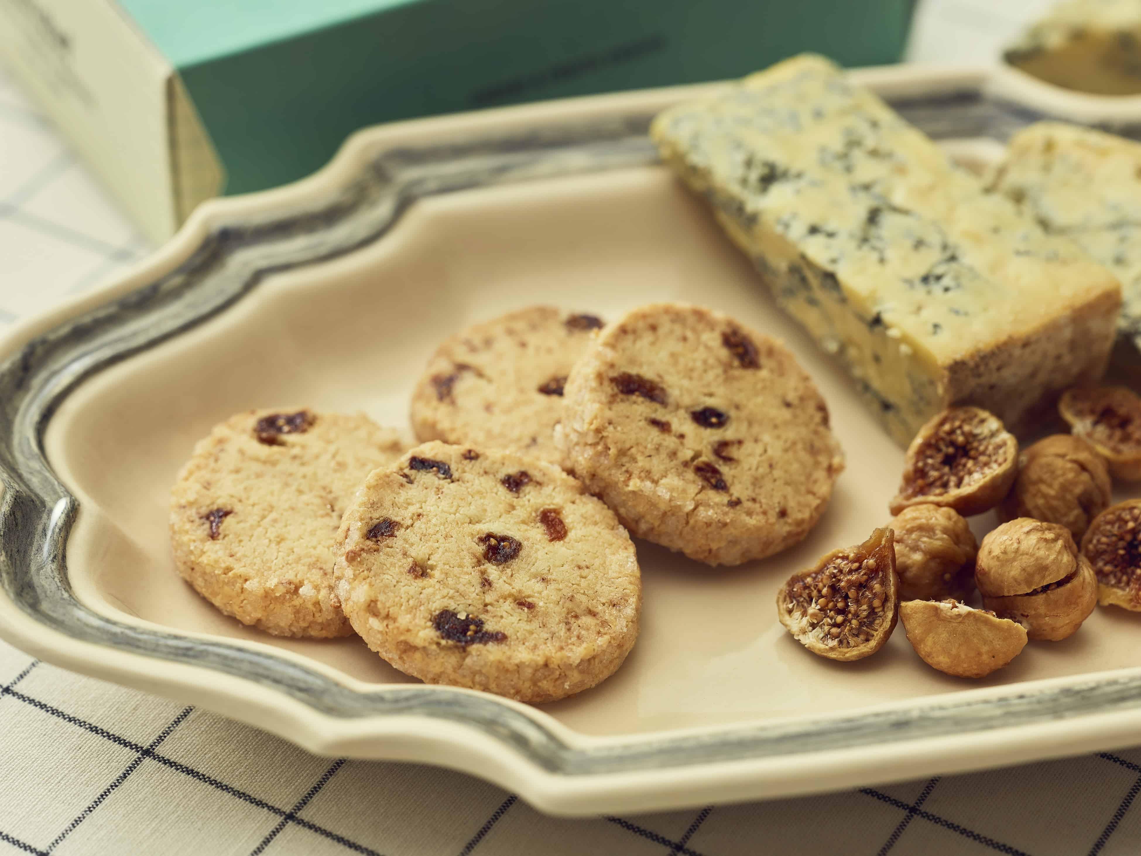 Neko Chef Cookies รส Gorgonzola & Common Fig