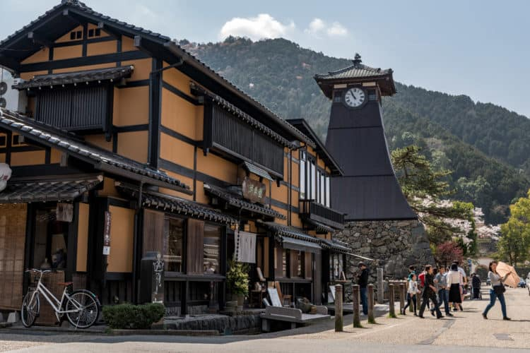 เมืองอิซุชิ (Izushi) สถานที่เที่ยวใกล้ Ongaku no Mori