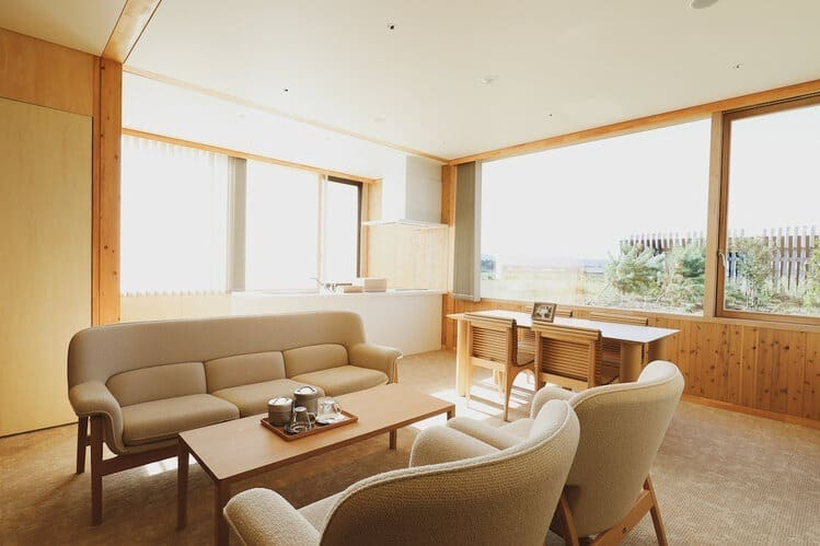 SHONAI HOTEL SUIDEN TERRASSE : ห้องพักแบบ Maisonette Room
