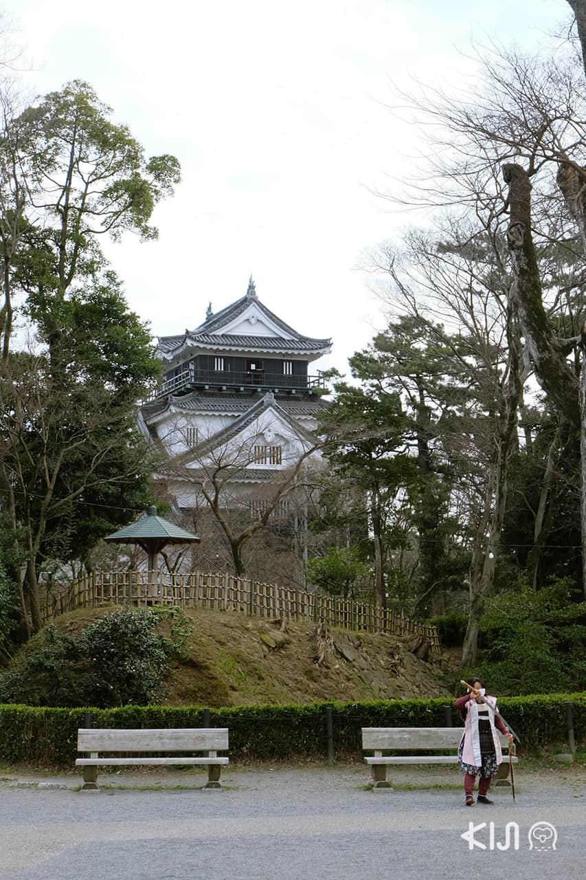 ที่เที่ยวใน โอคาซากิ - ปราสาทโอคาซากิ (Okazaki Castle)