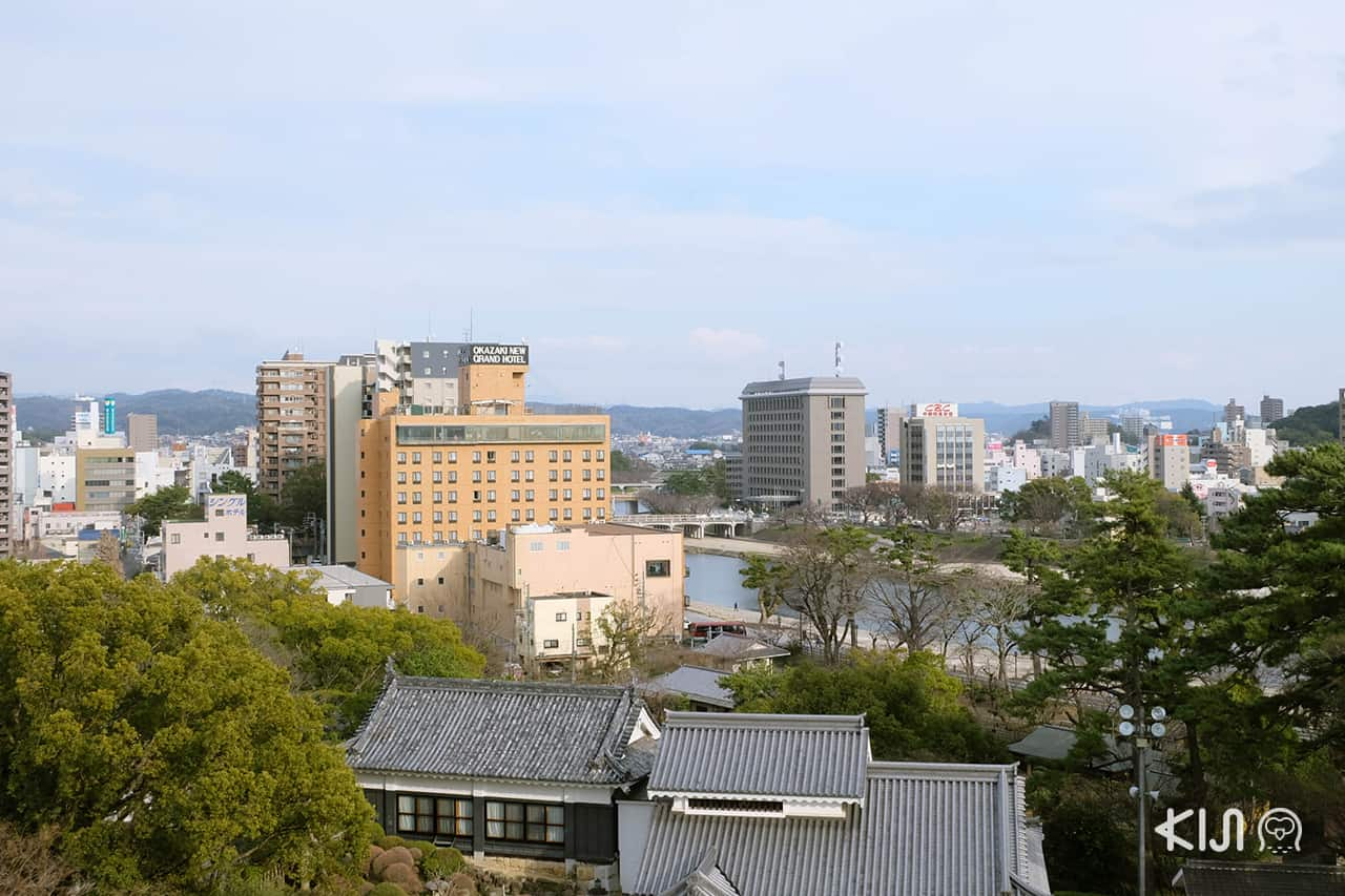 โรงแรมใน โอคาซากิ - Okazaki New Grand Hotel