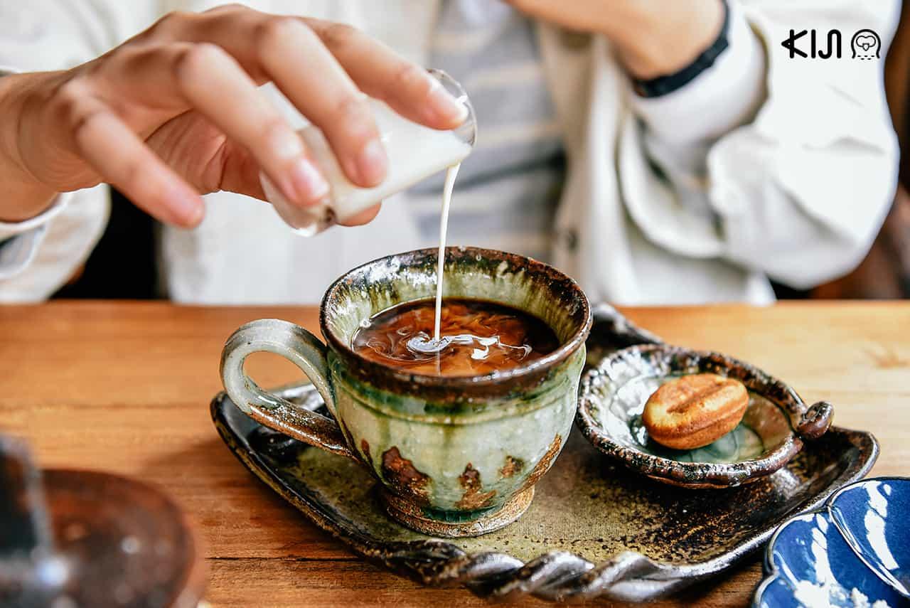 เที่ยวโอยาสุเคียว (Oyasukyo) : แวะจิบกาแฟคุณภาพดีที่ Juemon Coffee คาเฟ่ในอาคิตะ