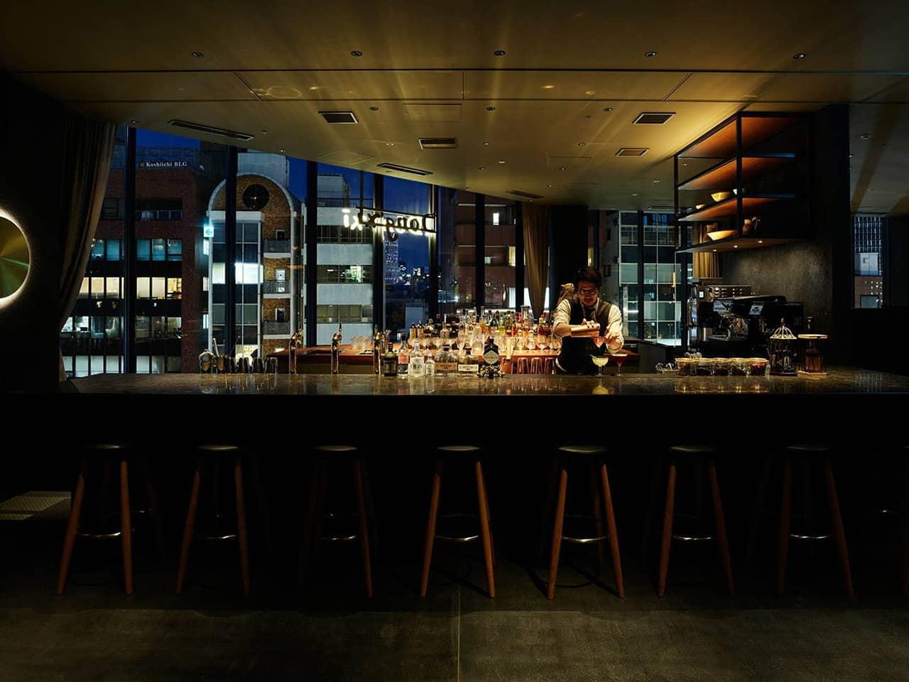 SOAK (ソーク) ร้านอาหารและบาร์สุดหรูภายในโรงแรม sequence MIYASHITA PARK