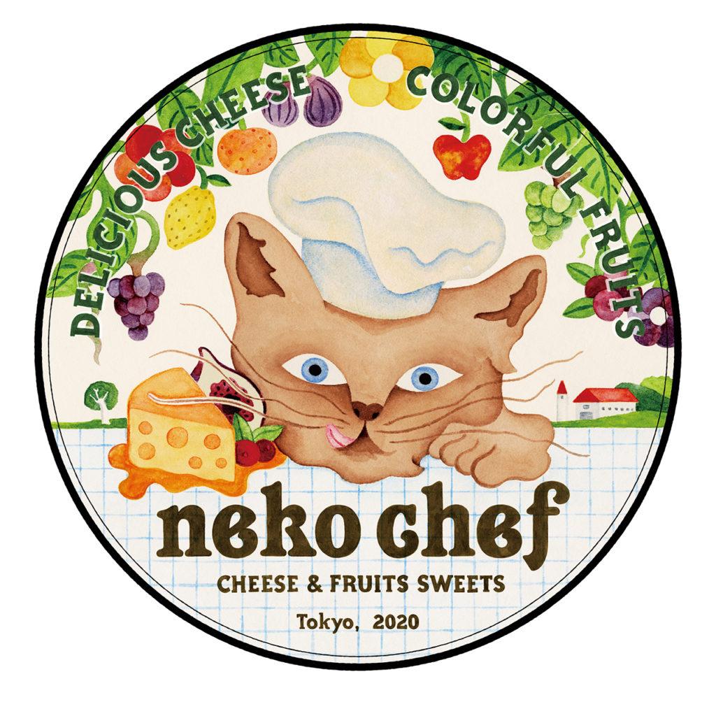 Neko Chef แบรนด์ขนมโดยเชฟแมว ของฝากน่าซื้อใน Tokyo Gift Palette