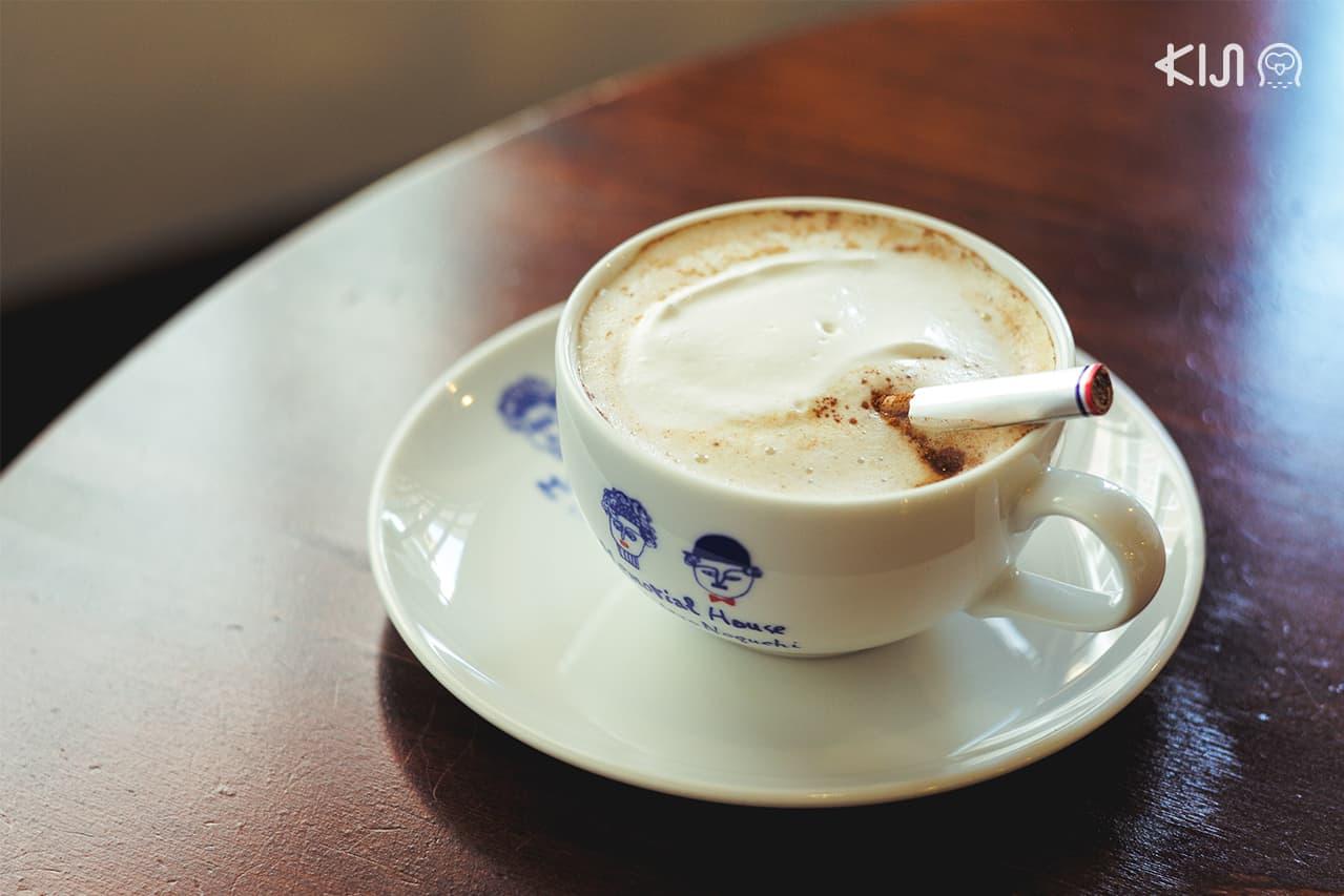 เมนูกาแฟจาก Aizu Ichibankan คาเฟ่ในเมือง ไอสึวากามัตสึ