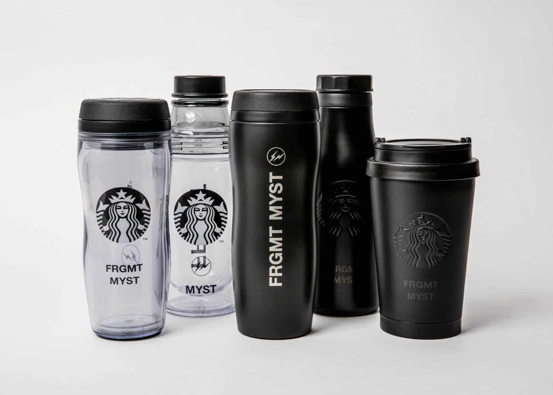 Starbucks x Fragment Design สินค้าที่ออกแบบมาพิเศษเฉพาะที่สาขา MIYASHITA PARK เท่านั้น