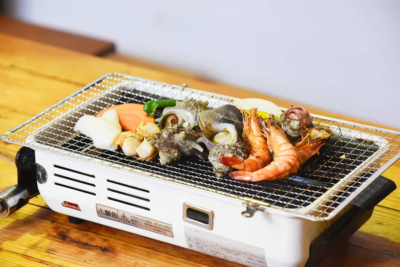 Yokosuka Soleil Hill มีร้านอาหารหลากหลายรูปแบบให้เลือกลิ้มลอง