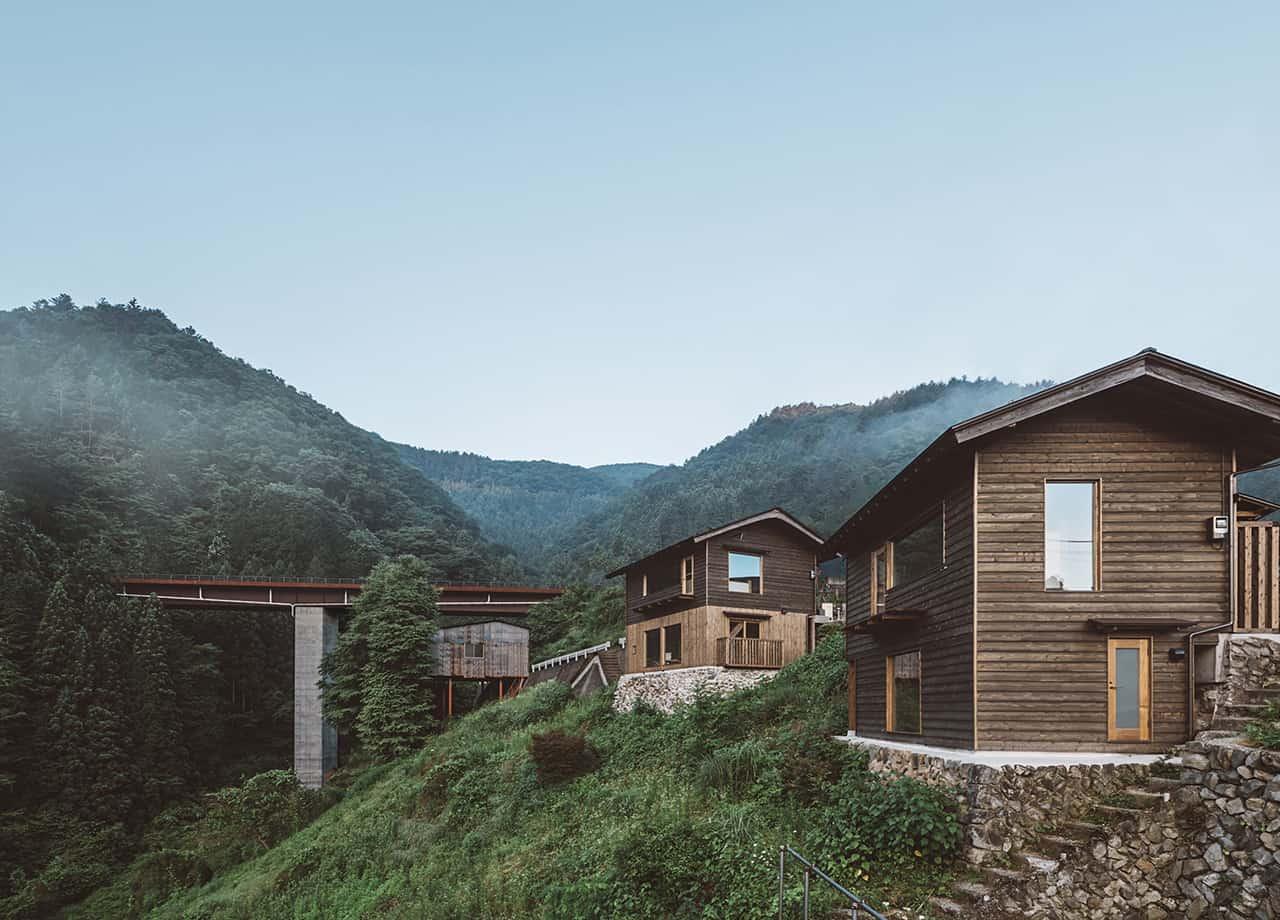 NIPPONIA Kosuge Village บ้านพักรายล้อมไปด้วยธรรมชาติอันงดงามของจ.ยามานาชิ
