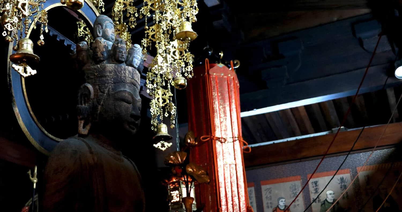 Onsenji Kannon Bodhisattva