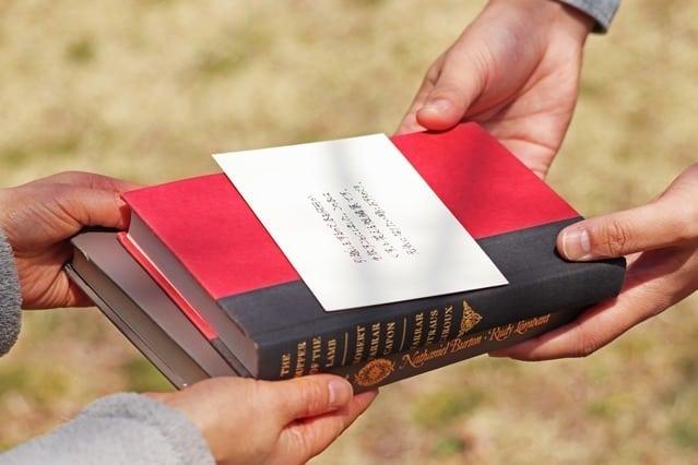 ภายในงาน Koyo Toshokan มีหนังสือกว่า 400 เล่ม ให้เลือกอ่านกันตามอัธยาศัย