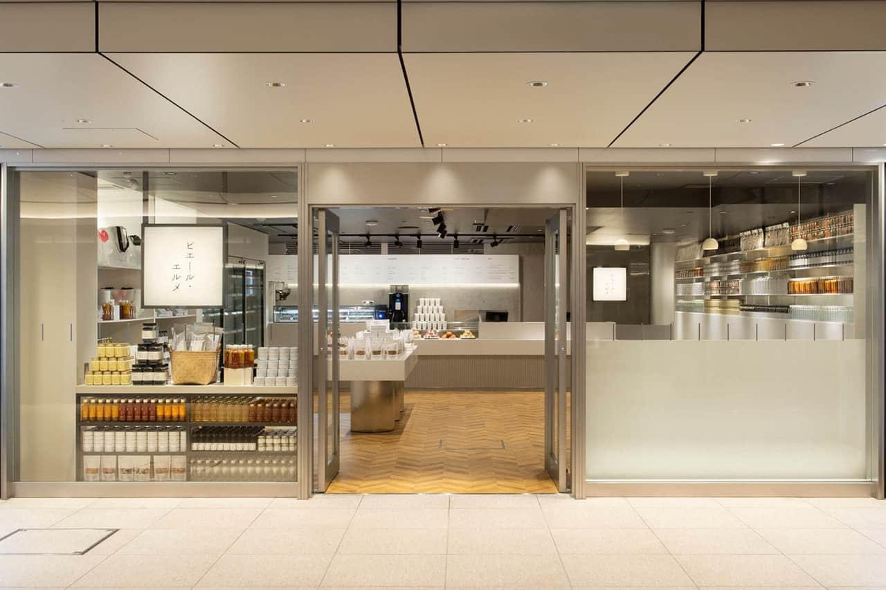 ร้าน Pierre Hermé Paris ในศูนย์การค้า GRANSTA Tokyo