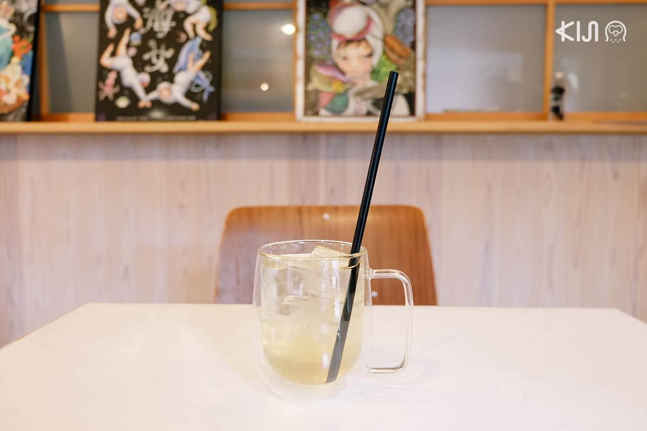 Osatsu Kitchen 0023 - เมนู Yamato Tachibana Cider