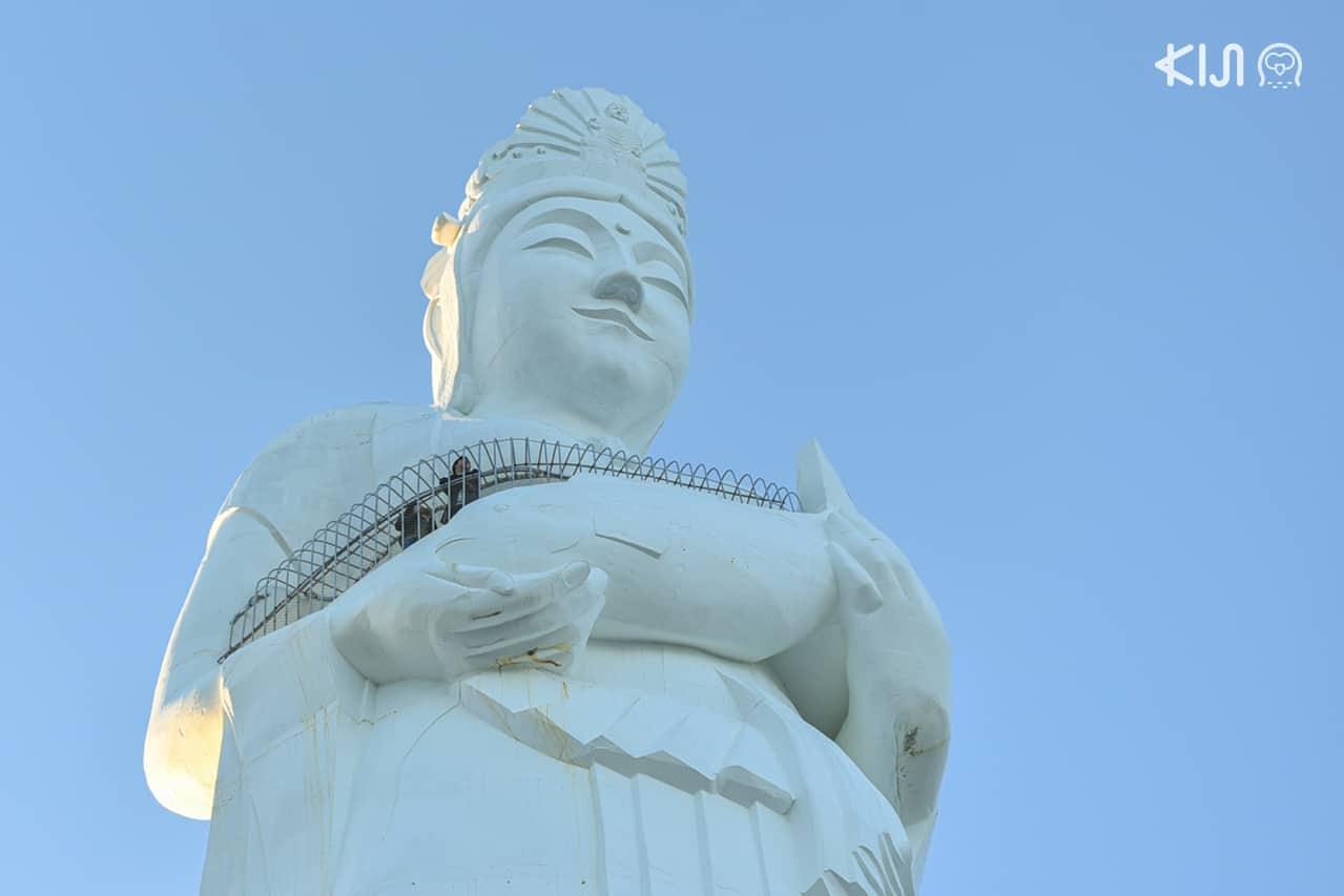 ที่เที่ยวตามเส้นทางของรถไฟ SL Ginga - Kamaishi Daikannon Temple