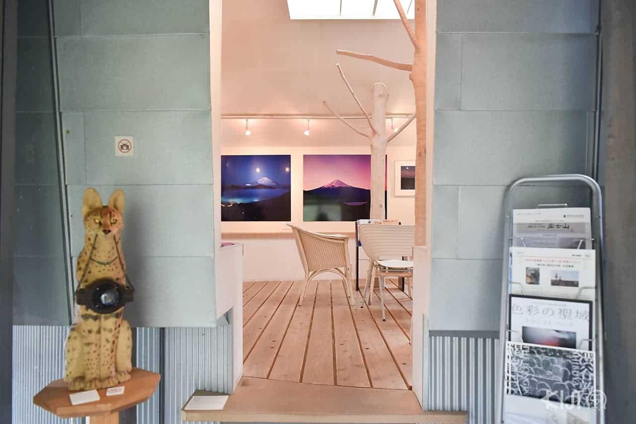 Hakone Museum of Photography : โซนพิพิธภัณฑ์