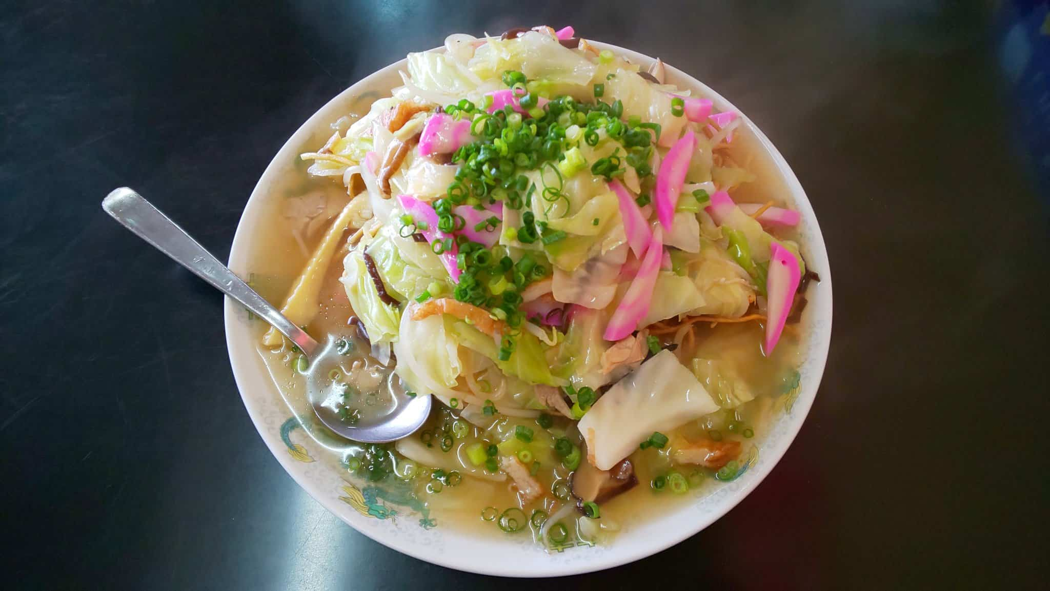 อาหาร จ.ยามากุจิ - บาริโซบะ (Bari Soba)
