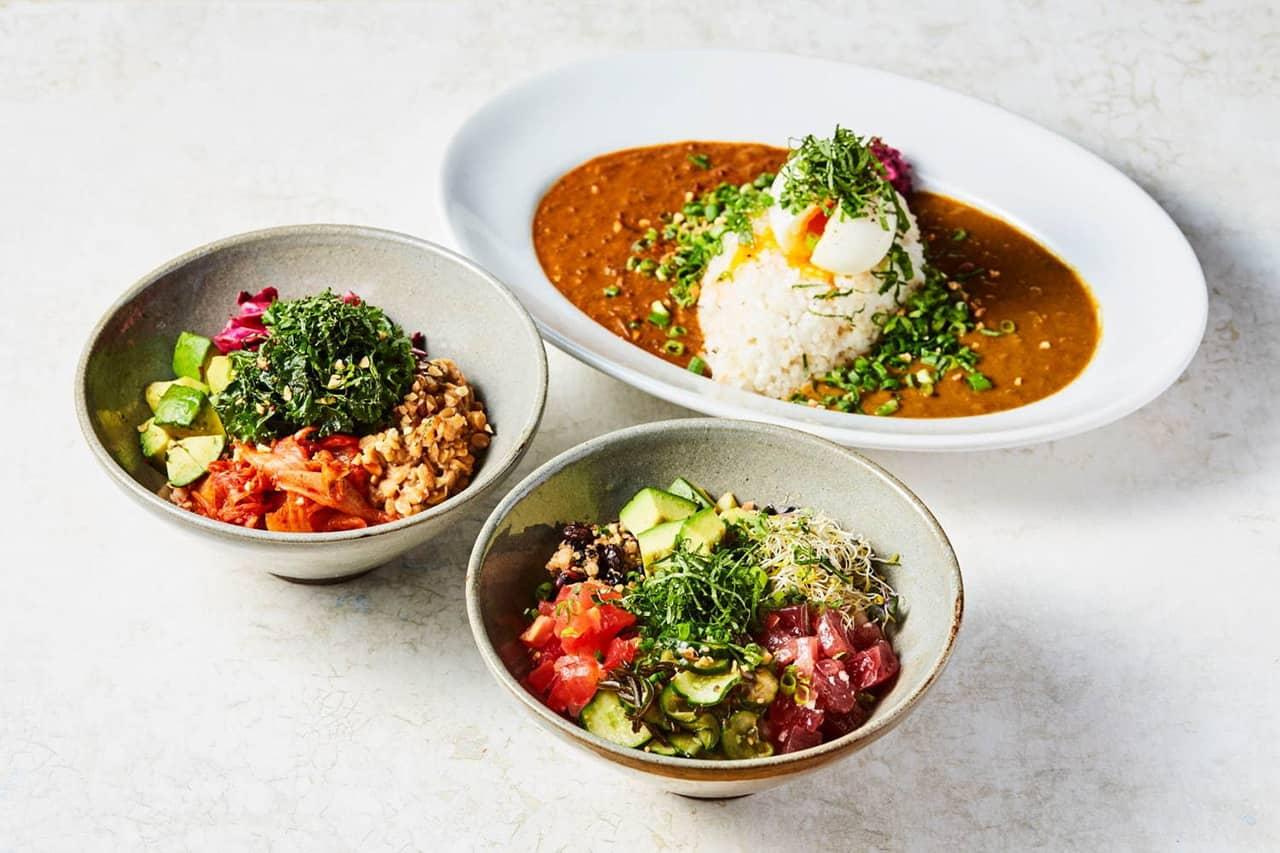 เมนูอาหารสุขภาพ ดงบุริ จาก IYEMON Cafe